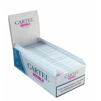 B.25 CAHIERS CARTEL COURT DOUBLE