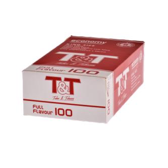 C.100 BOITES TUBES 100 T&T